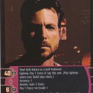 Star Wars Rogues and Scoundrels TCG Common Foil- Kyle Katarn #84