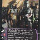 Star Wars Return of the Jedi TCG Rare- Jabba's Spies #22