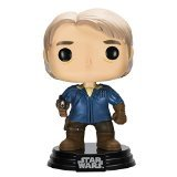 Exclusive Funko Pop #86 Star Wars Han Solo in Snow Gear The Force Awakens
