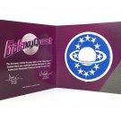 Galaxy Quest LootCrate Exclusive Emblem Patch by Quantum Mechanix
