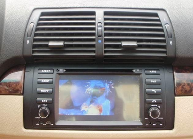 Car DVD GPS BMW E38 E39 E53 Navigation with TV/FM/IPOD/RDS/GPS/CAN BUS