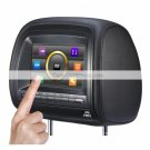 7 Inch Headrest Car DVD Player with TV FM USB IR One Pair