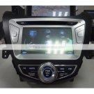 2012 Hyundai Elantra Navigation DVD GPS Nav System
