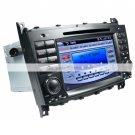 2 Din Mercedes Benz CLK W209 DVD Player - CLK W209 GPS Navigation Radio Bluetooth