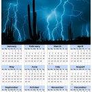 2014 calendar toolbox magnet refrigerator magnet weather #5