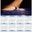 2014 calendar toolbox magnet refrigerator magnet Extreme Sports #5