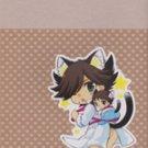 Yu-Gi-Oh! Doujinshi: Nyan to, MIDS(Rapan)