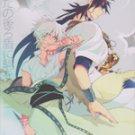 Magi Doujinshi: Anata no Ushiro...(DalcRose)