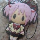 Puella Magi Madoka Magica Rubber Strap: Madoka(uniform)