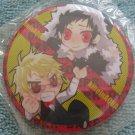 Durarara Button(Shizuo&Izaya;Kine in Aqua)