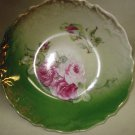 "Bavarian Porcelain 5-1/4"" Berry Bowl Roses Decoration"