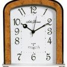 SETH THOMAS TBR-1218  BURLEDWOOD MANTEL CLOCK