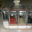 COLIBRI TWIN  Transperant  RED   Satin Torch Lighter