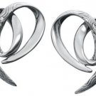 DARING DIAMONDS RIBBON DIAMOND 92.5 EARRINGS CSE956500