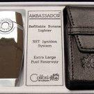 Colibri Quantum Ambassador POLISHED  SILVER  &Gold NEW