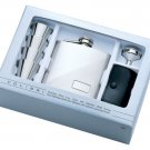 Colibri CCF003002 Stainless Flask gift set ccf001035s