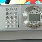 COLIBRI TRAVEL ALARM CLOCK AND DIGITAL RADIO