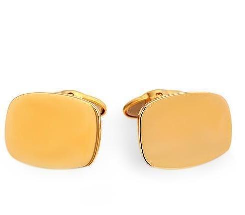 Dolan Bullock 18 KT SOLID GOLD Cuff Links KCL018900