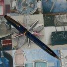 23k Cross Solo Rollerball PDA Tip BLUE  Lacquer Pen