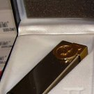 Colibri electro quartz gunmetal  laquer playboy lighter