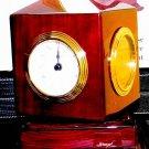 Seth Thomas LINDEN PRINCETON ROTATING CLOCK TMH-1501