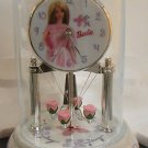 SETH THOMAS  Barbie wedding clock new rare collectible