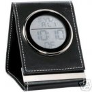 Seth Thomas travel alarm desk clock with memory stick