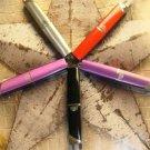 COLIBRI LIPSTICK Cigarette Lighter & Case SATIN SILVER