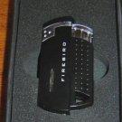 COLIBRI BLACK METAL TORCH LIGHTER SHARP