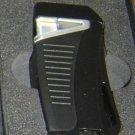 colibri jet  torch cigar lighter black sharp new