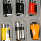 COLIBRI SYNCRO ll Torch  Wind Ressistant Lighter yellow