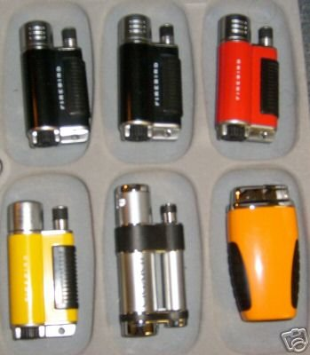 COLIBRI SYNCRO ll Torch Flame Wind-Ressistant Lighter
