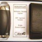 Colibri Quantum Magnum LIGHTER  8mm Bullet Cutter BLACK