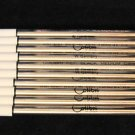 10 COLIBRI ROLLERBALL PEN  REFILLS FITS MANY TYPES
