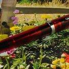 CROSS  solo pen RED  new rare &  REFILLS *