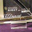 S.T. Dupont NIGHT & LIGHT ONYX BALLPOINT PEN NEW