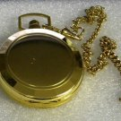 Colibri  GOLD PLATED   Pocket Watch