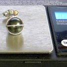 Dolan BULLOCK 18K Gold Cufflink  &  HEMATITE  12.2G