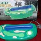 New Golf Scorecard Paper Shredder WORKS Great NICE Gift