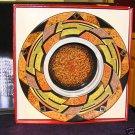 S.T. Dupont ashtray ROUND PORCELAINE DE LIMOGES