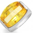 New Ring  13.95ctw Cubic zirconia Beautifully Design