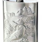 colibri  Stainless fishing   Flask 70z