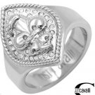 CAVALLI Charming Brand New Ring With Genuine Crystals