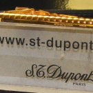 S.T. Dupont  GOLD TIE BAR
