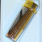 Colibri Electro Quartz  LIGHTER POLISHED SILVER GOLD