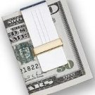 Dolan Bullock Two Tone Money Clip - DMC-17200 $200