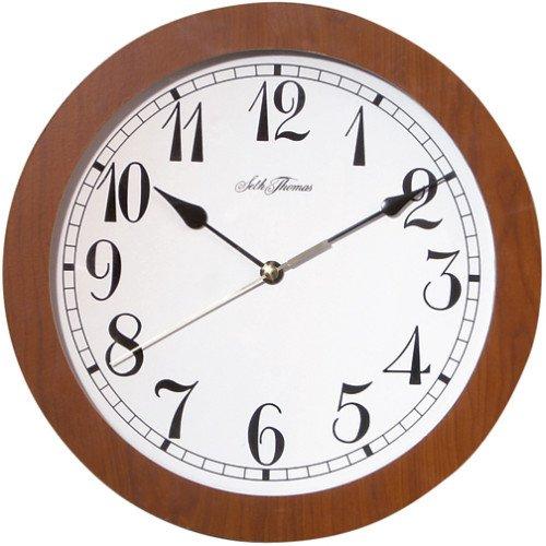 Seth Thomas WCH-9205 Madrona Wall Clock