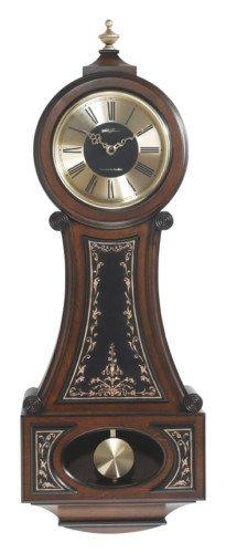 Seth Thomas Solid Alder  Pendulum Wall ClOCK WMA-7629