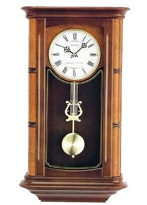 Seth Thomas Randolf WWL7010 Chiming Wall Clock
