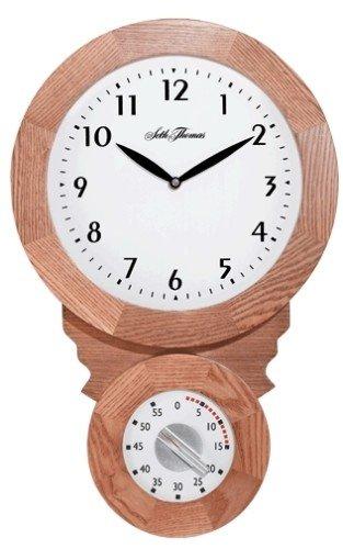 Seth Thomas Chelsea Wall Clock-WOK-4201